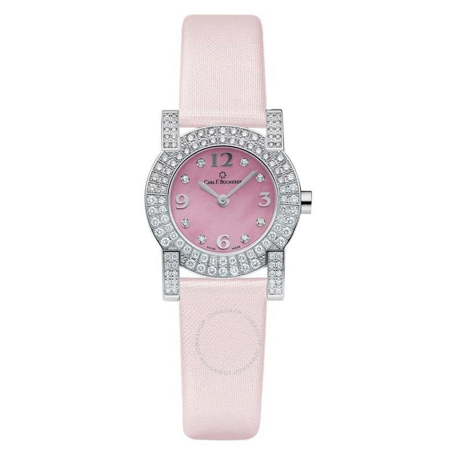 Carl F. Bucherer Pathos Midi Ladies Watch 00.10509.02.87.11