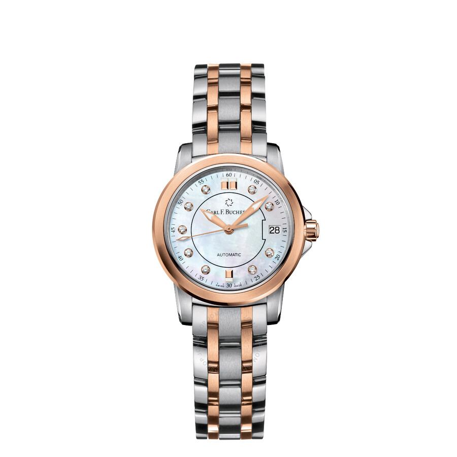 Carl F. Bucherer Patravi Automatic Ladies Watch 00.10621.07.77.21