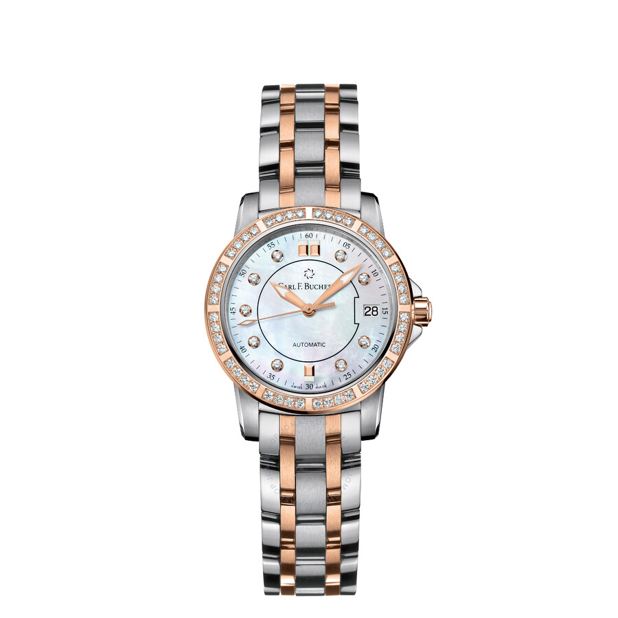 Carl F. Bucherer Patravi Automatic Ladies Watch 00.10621.07.77.31