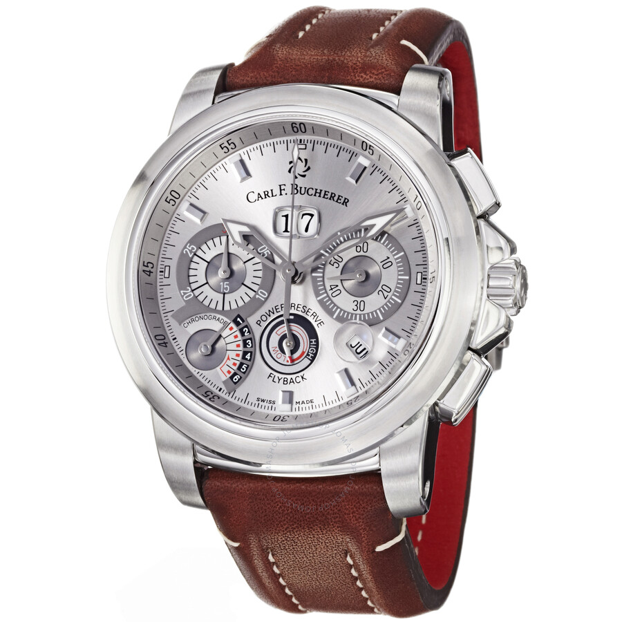 the timepieces watches watch collection steel rotary leather en main men s canterbury stainless