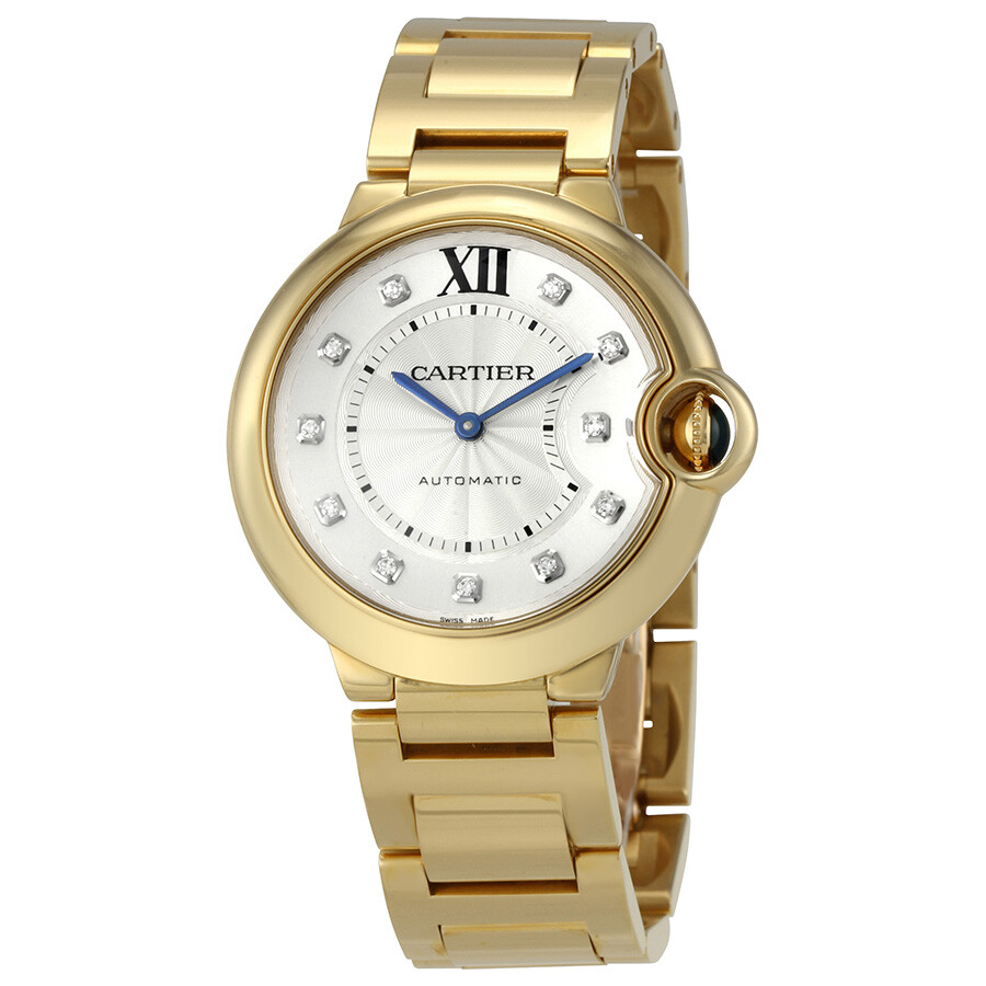 Cartier Ballon Bleu Automatic Ladies Watch WE902027