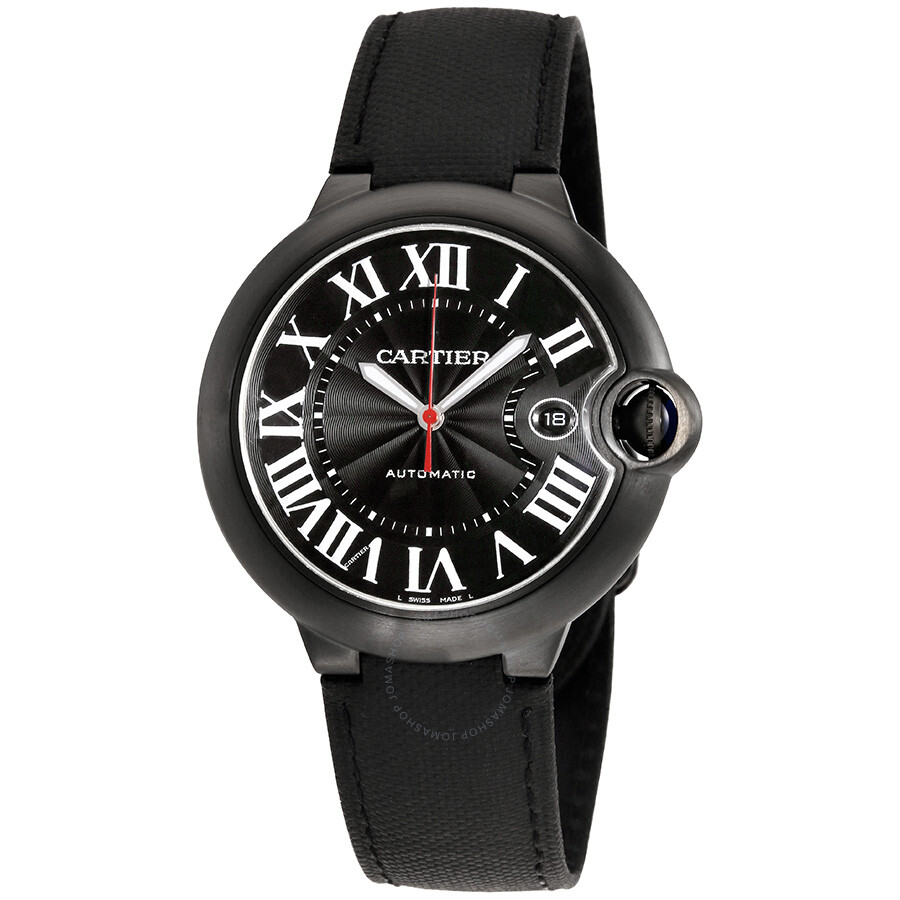 Cartier Ballon Bleu Automatic Mens Watch WSBB0015