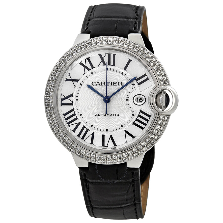 Cartier Ballon Bleu Automatic Mens Watch WJBB0032