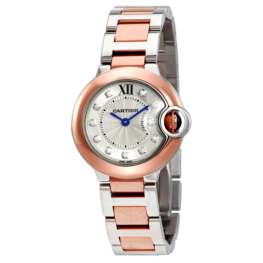 Cartier Ballon Bleu de Cartier Ladies Watch W3BB0005
