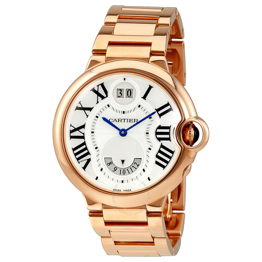 Cartier Ballon Bleu Unisex Rose Gold Watch W6920035