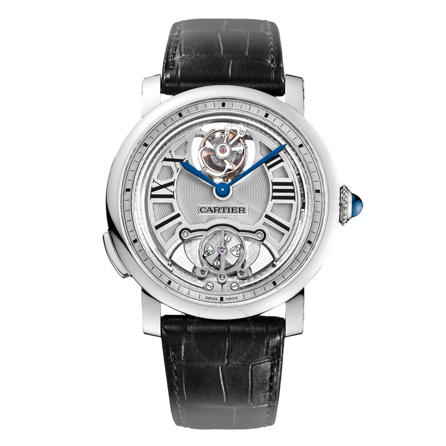 Cartier Rotonde de Cartier Minute Repeater Flying Tourbillon Mens Watch W1556209