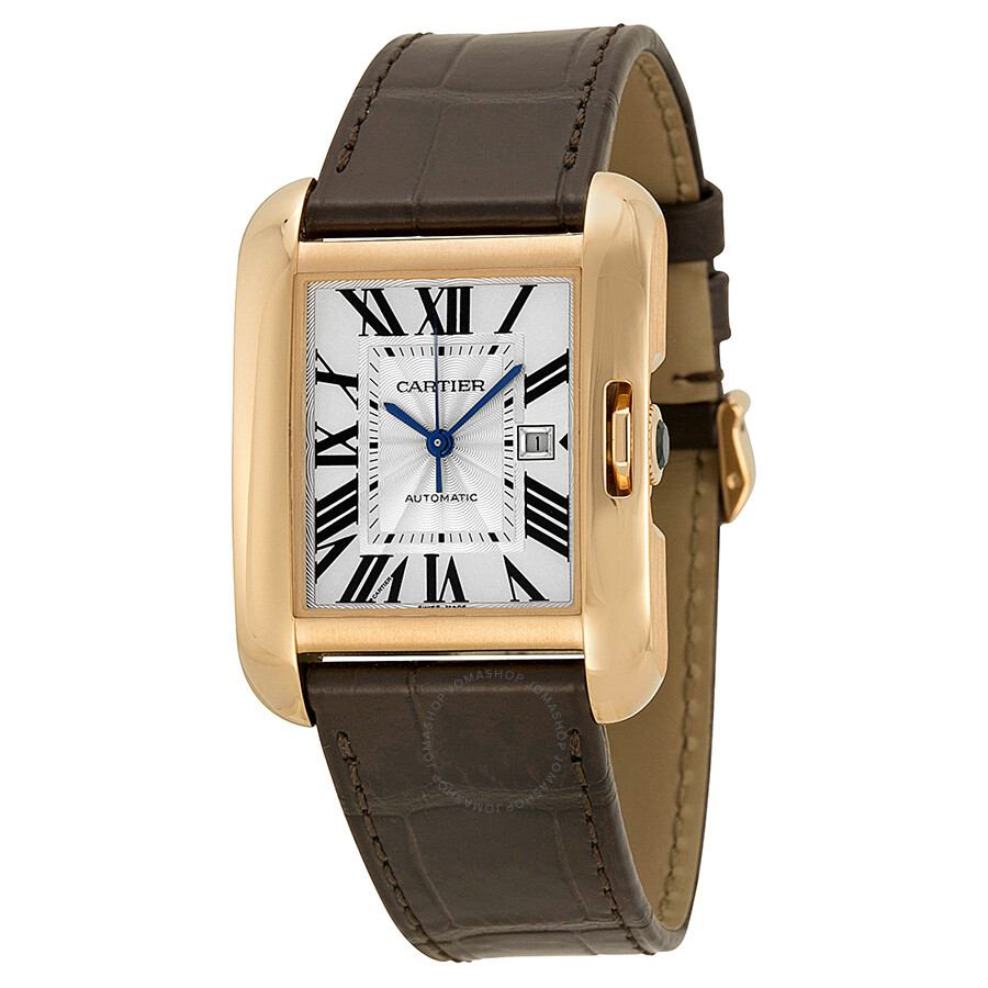 tank cartier small solo watches