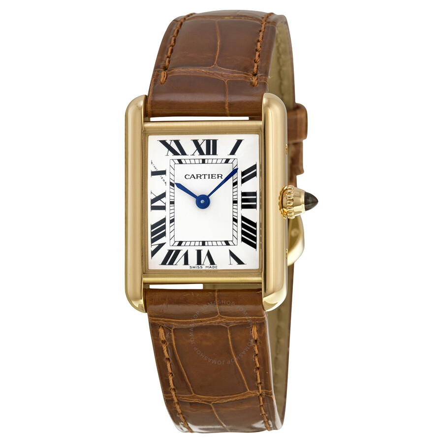 xl cartier p watches watch tank luxury solo model