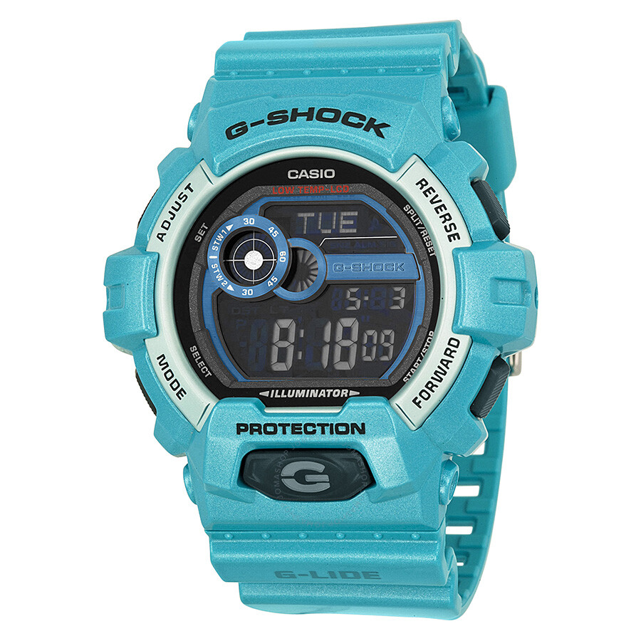Часы casio g-shock g-lide заказать оригиналы с бесплатной доставкой без предоплат с оплатой после получения и после проверки!