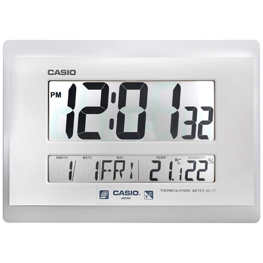 Electronic wall clock