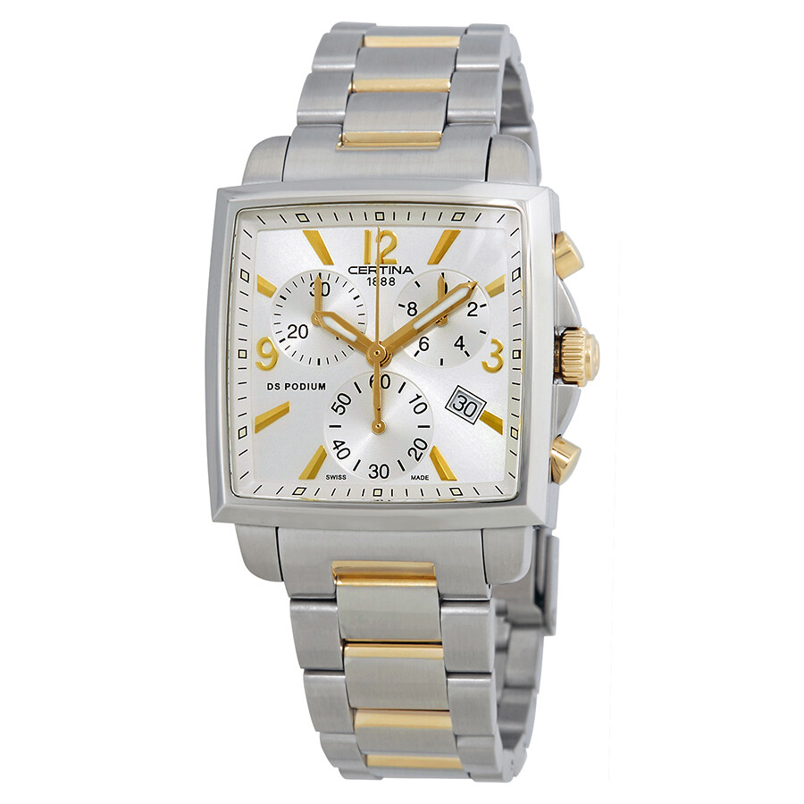 Certina Ds Podium Chronograph Ladies Watch C001.317.22.037.00
