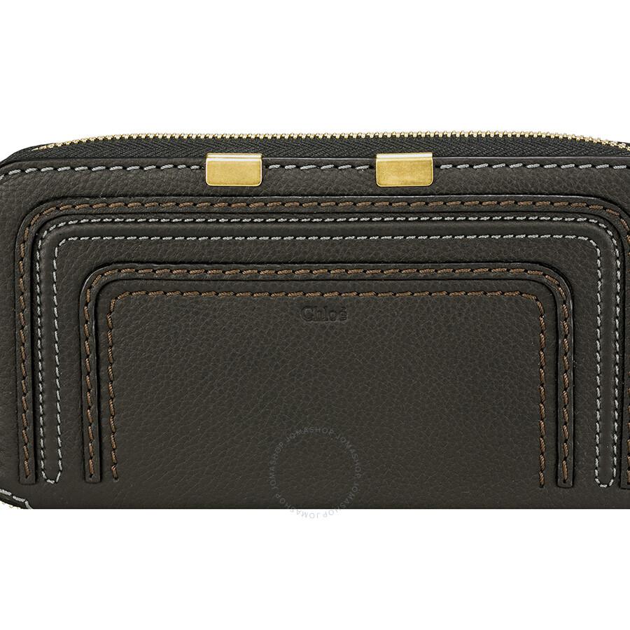 Marcie zip-around leather wallet Chlo 3eIKQcveM