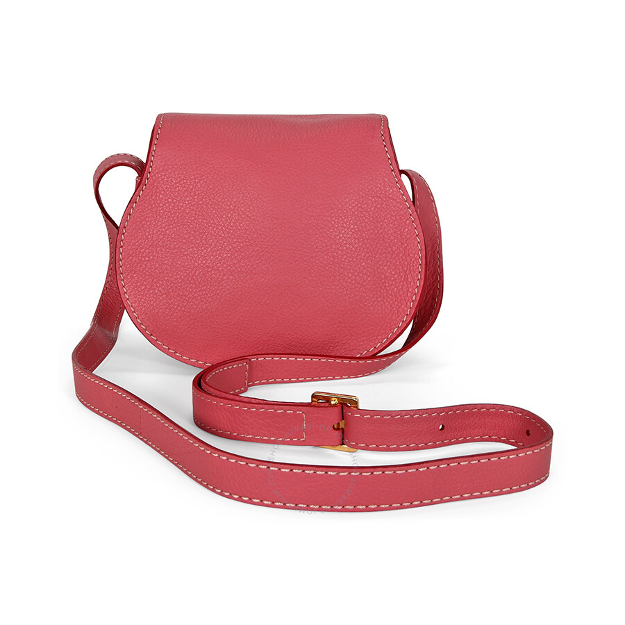 3920dc868b0d Chloe Saddle Bag Pink   Stanford Center for Opportunity Policy in ...
