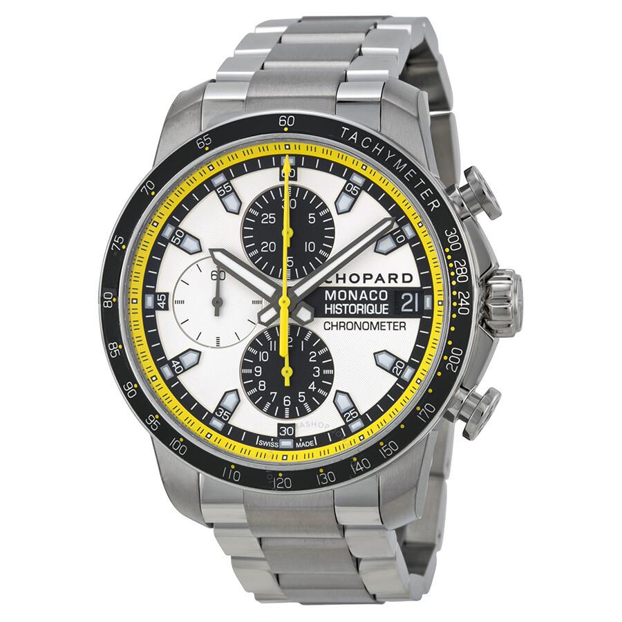 Chopard Grand Prix de Monaco Historique Chronograph Mens Watch 158570-3001