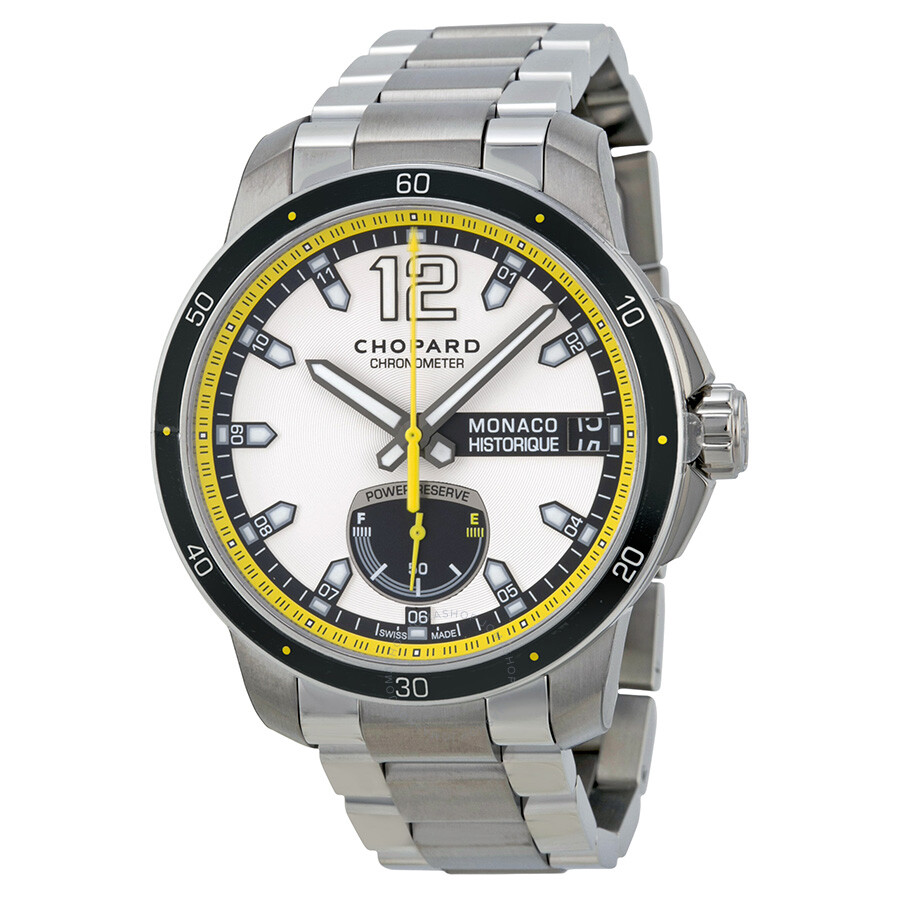 Chopard Grand Prix de Monaco Historique Power Control Mens Watch 158569-3001