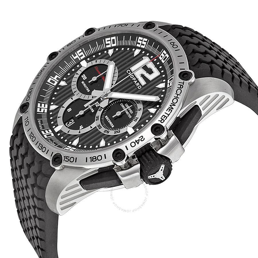 chopard mille miglia chronograph automatic men 39 s watch 16. Black Bedroom Furniture Sets. Home Design Ideas