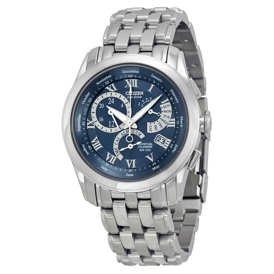 citizen calibre 8700 eco drive perpetual calendar men s watch bl8000 rh jomashop com citizen eco drive 8700 manual pdf citizen caliber 8700 manual