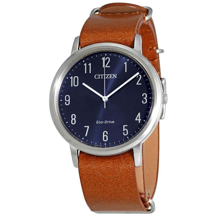 75c5711d1304 Men s Watches - Citizen Chandler Navy Blue Dial Men s Watch was ...