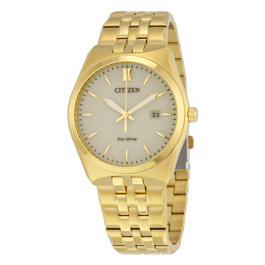 Citizen Men's Eco-Drive Stainless Steel Watch with Date ...