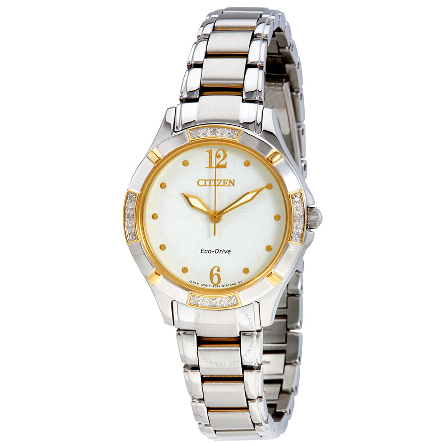 Citizen Diamond Ladies Watch EM0454-52A