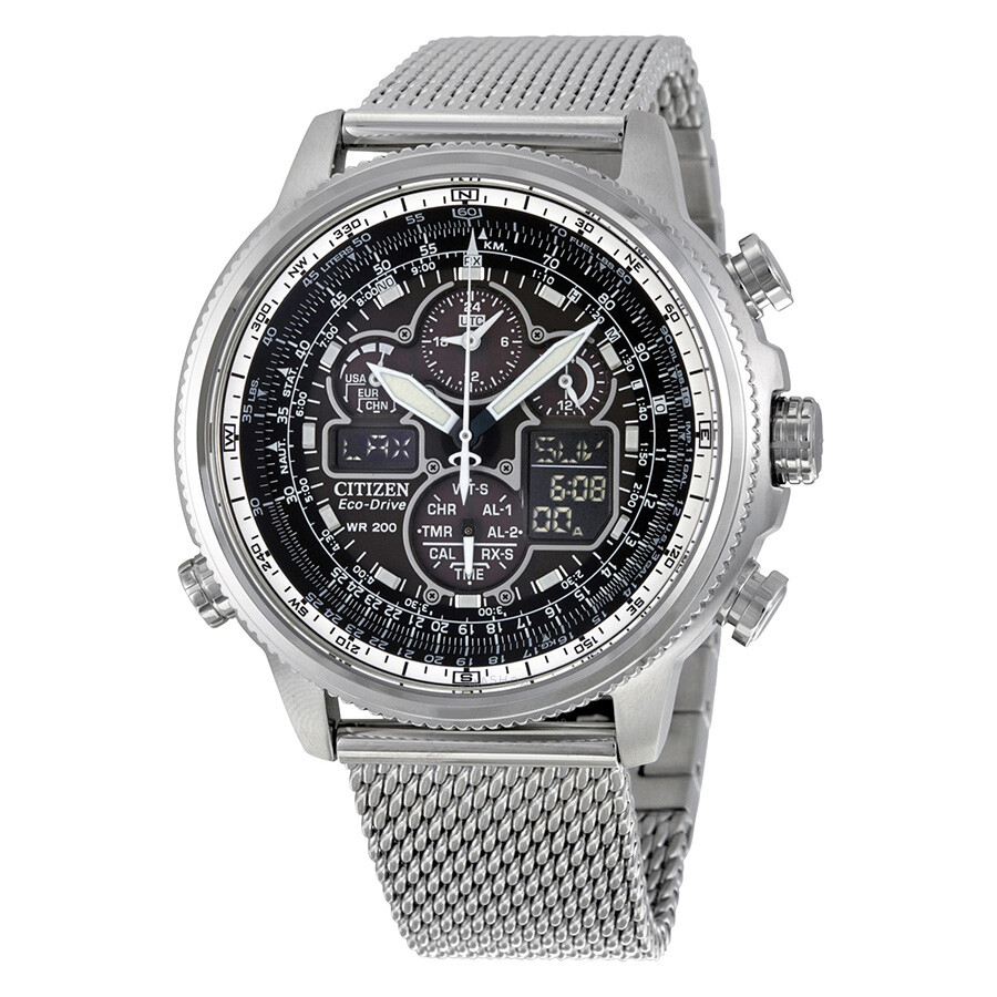 citizen navihawk utc eco drive chronograph men s watch jy8030 83e rh jomashop com citizen navihawk user manual citizen navihawk owners manual