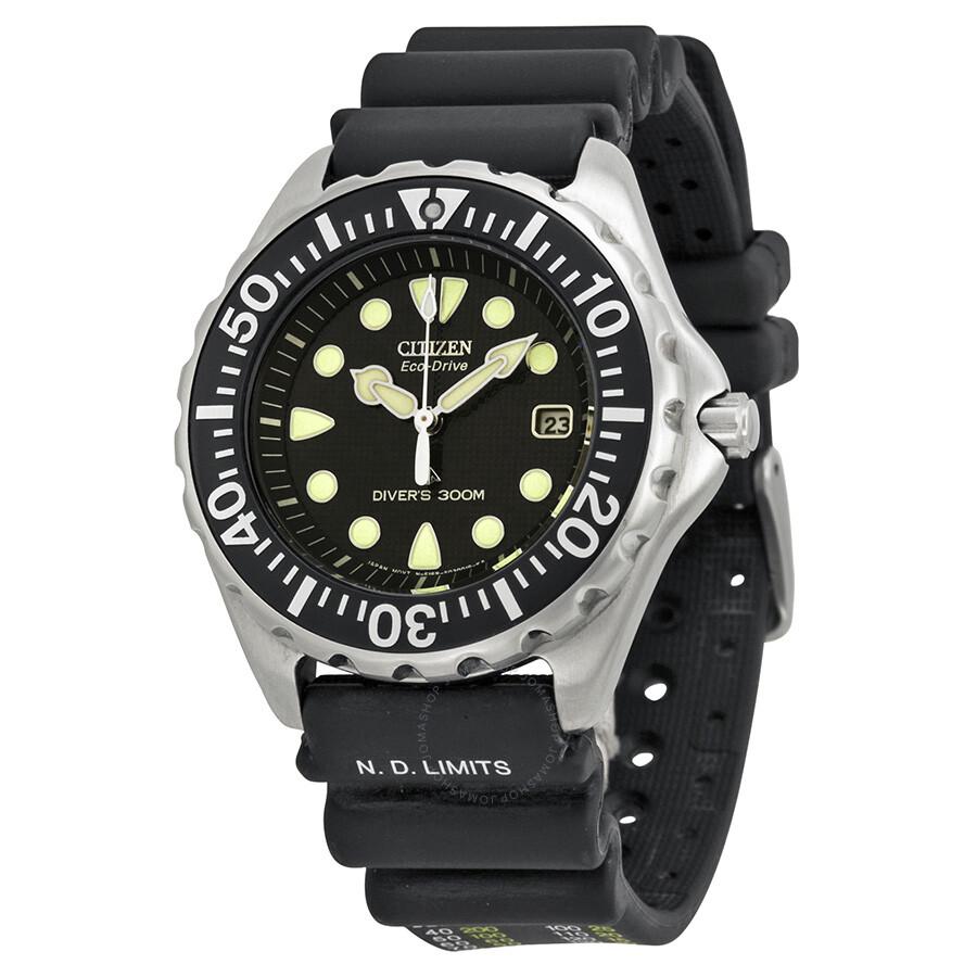 citizen professional diver eco drive men 39 s watch bn0000. Black Bedroom Furniture Sets. Home Design Ideas
