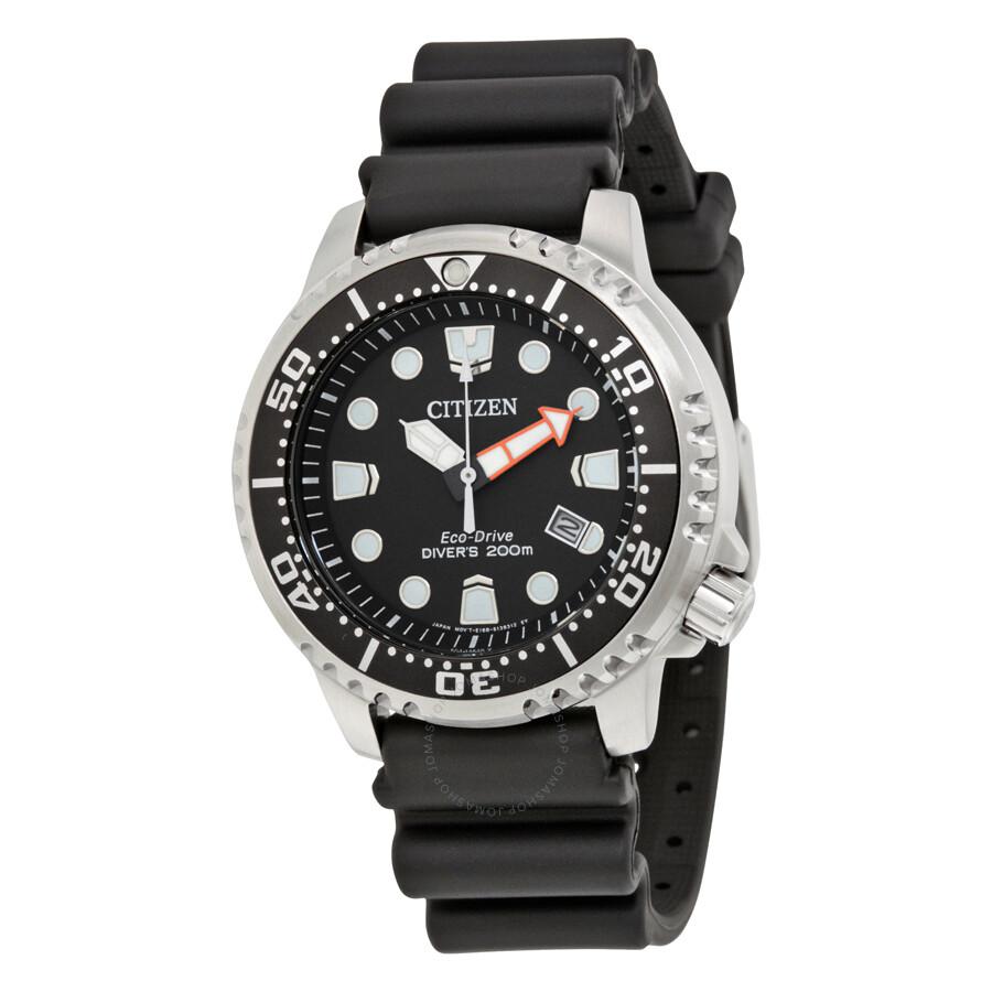 Citizen promaster diver black dial men 39 s watch bn0150 28e promaster citizen watches jomashop - Citizen promaster dive watch ...
