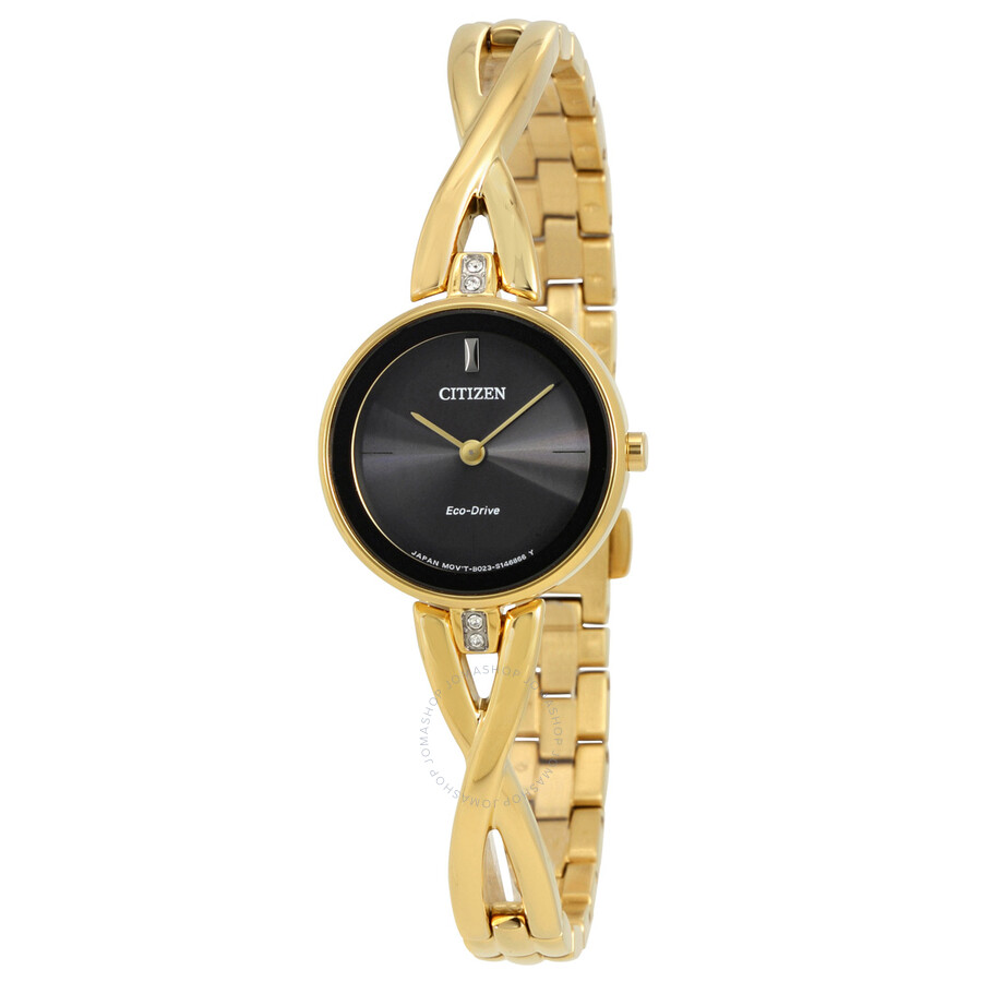 Citizen Silhouette Ladies Watch EX1422-54E