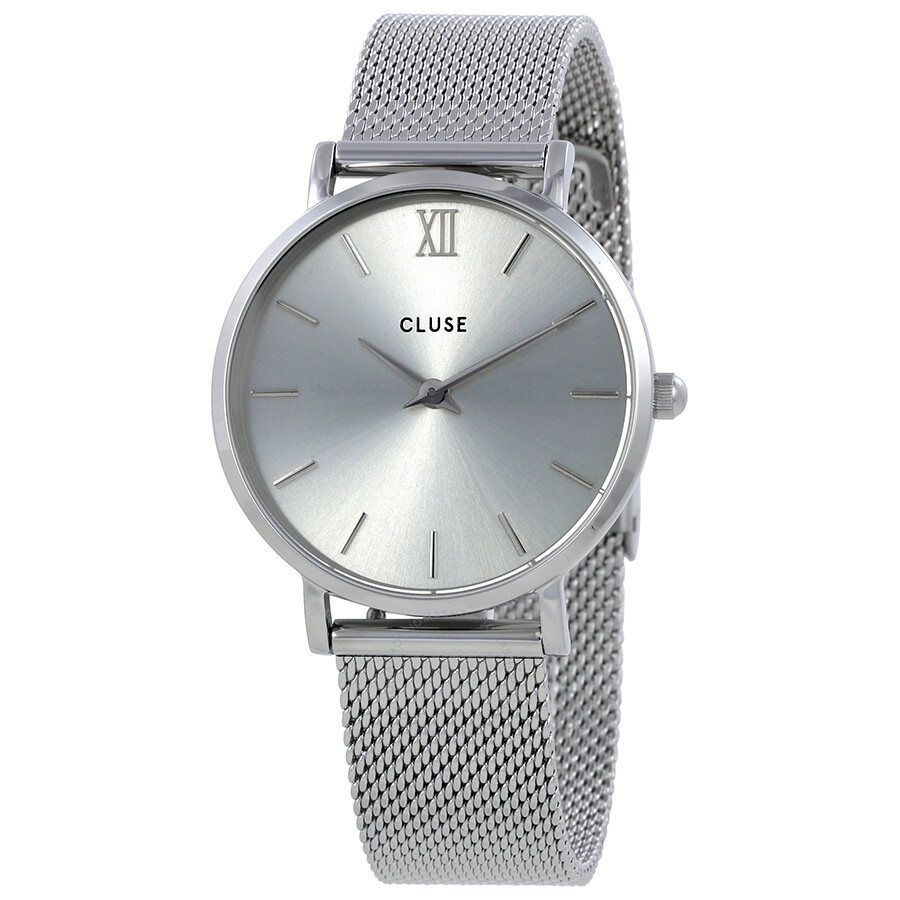 dutch also silver cluse in tag wonderful again with la are white watches stock these from boheme back too mesh brand available face