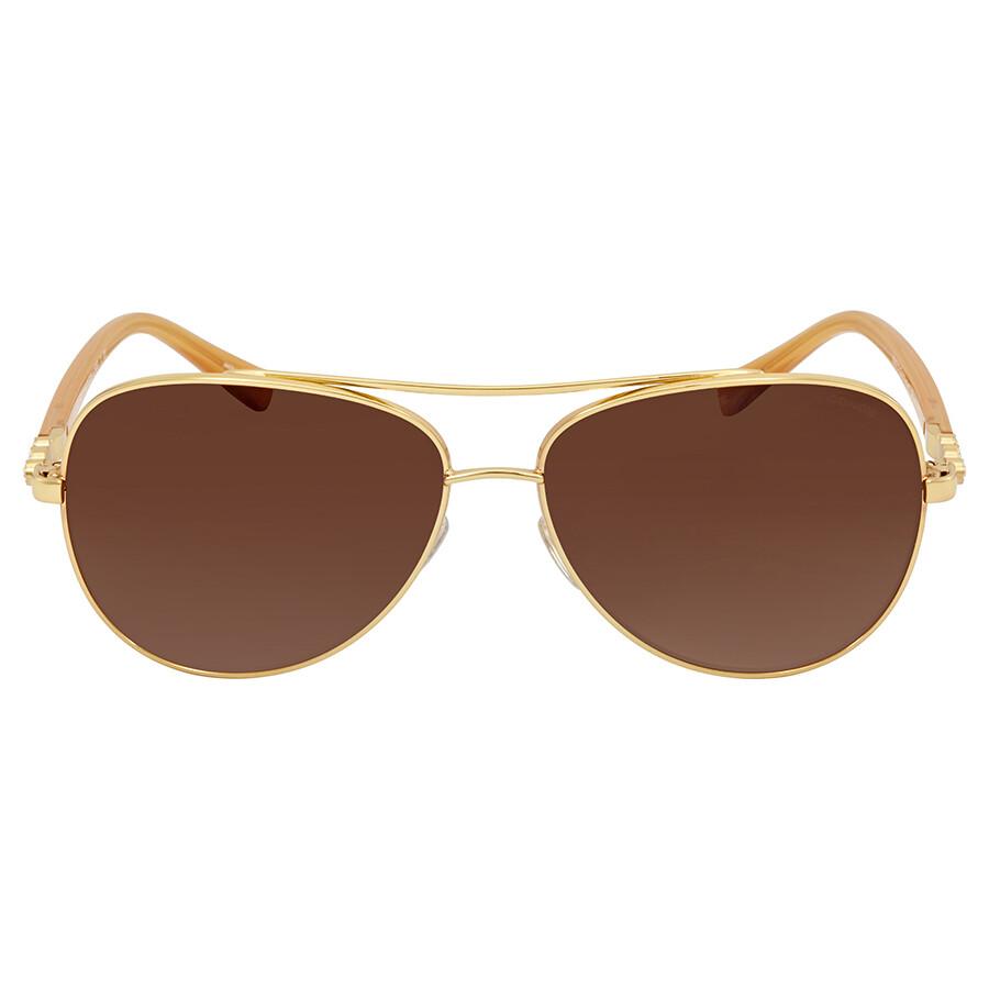 be25d265bd ... canada coach brown gradient aviator sunglasses coach brown gradient  aviator sunglasses ab7eb 45065