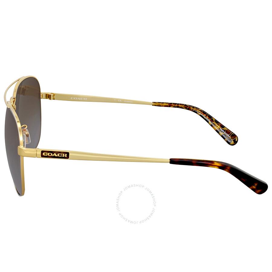4ac609822f1d2 123 72455 6e913  shopping coach brown gradient polarized aviator sunglasses  ff5de b34a4