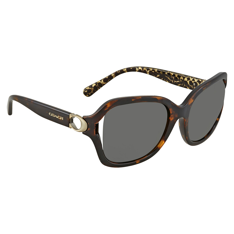 1b767509d2 ... get coach square ladies sunglasses 0hc8238 550787 57 6ecd4 93095
