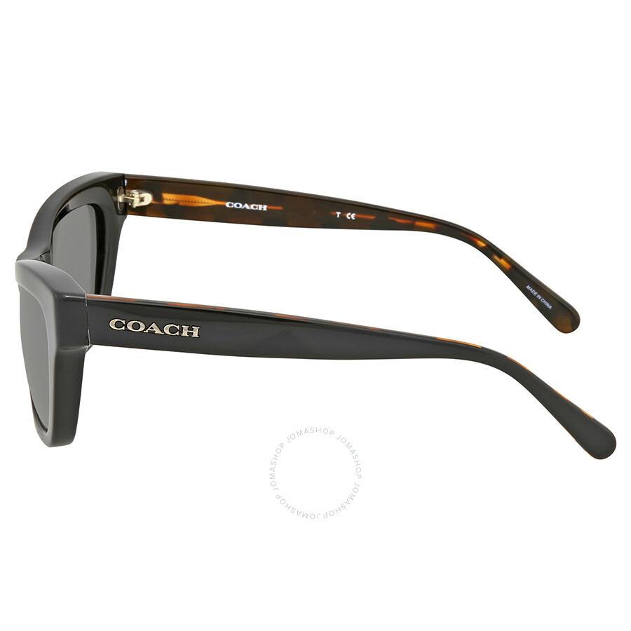 287458ffc7 ... new style coach grey sunglasses hc8223 548787 53 38a82 25e69