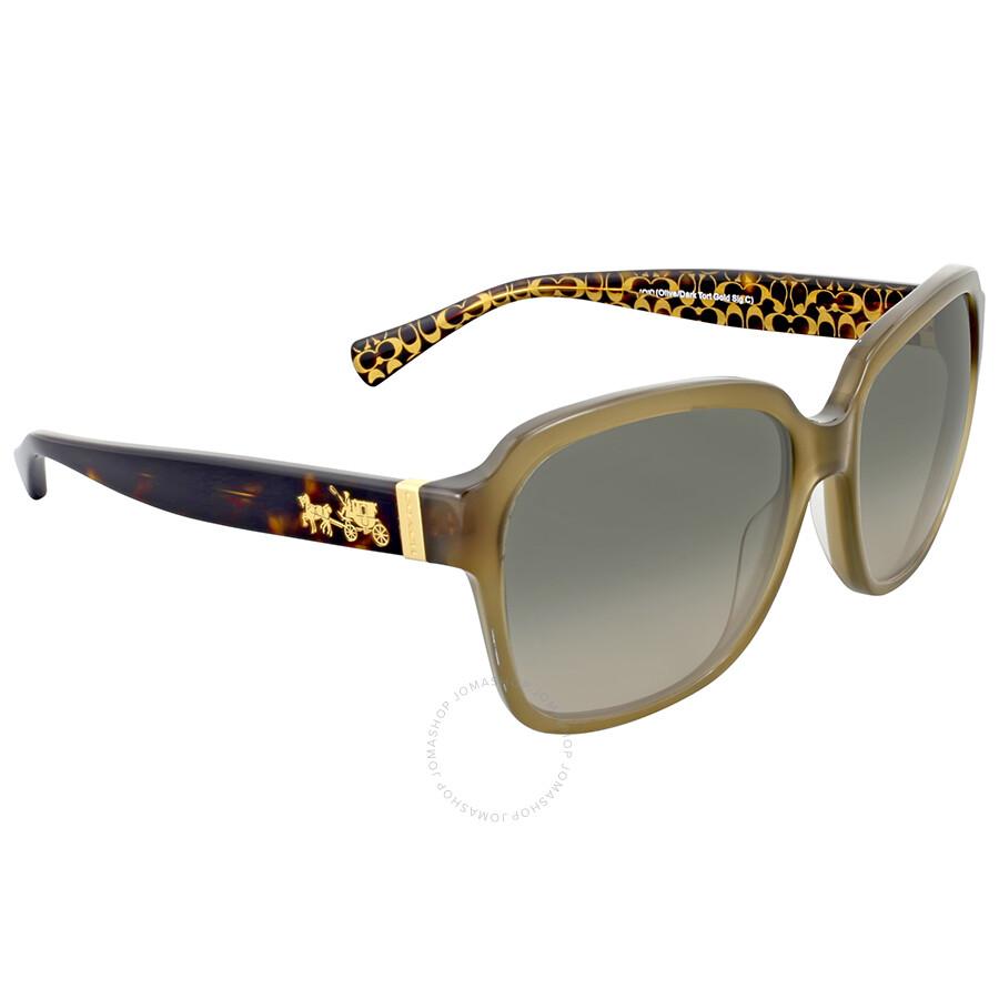 7ce3c8093737 ... spain sale coach olive gradient square sunglasses coach olive gradient  square sunglasses dcef3 8dee2 top quality ...