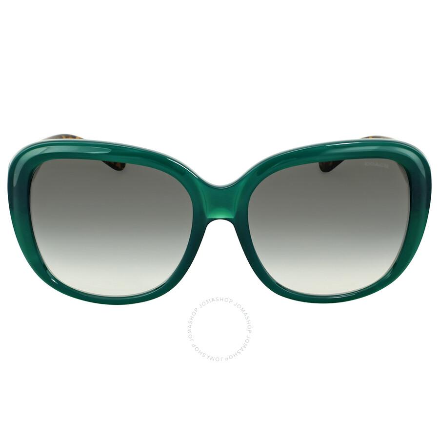 21b5e39fa7 discount code for coach square teal sunglasses 859a0 4203a