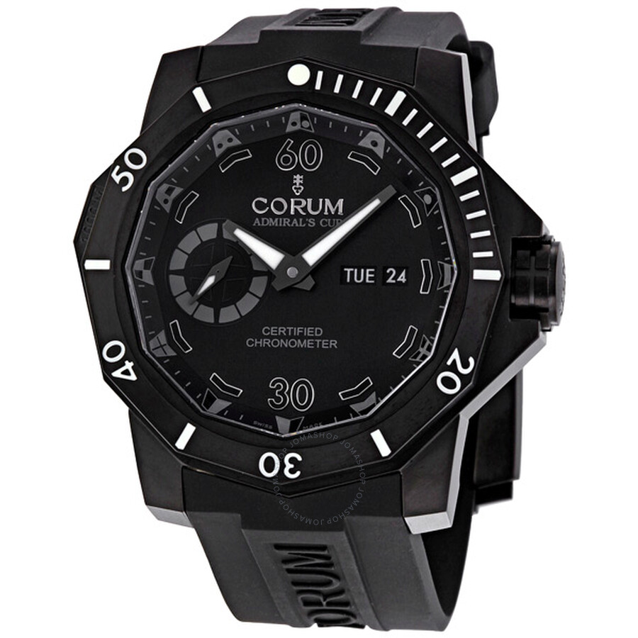 Corum Admirals Cup Titanium Automatic Mens Watch 947950940371-AN22