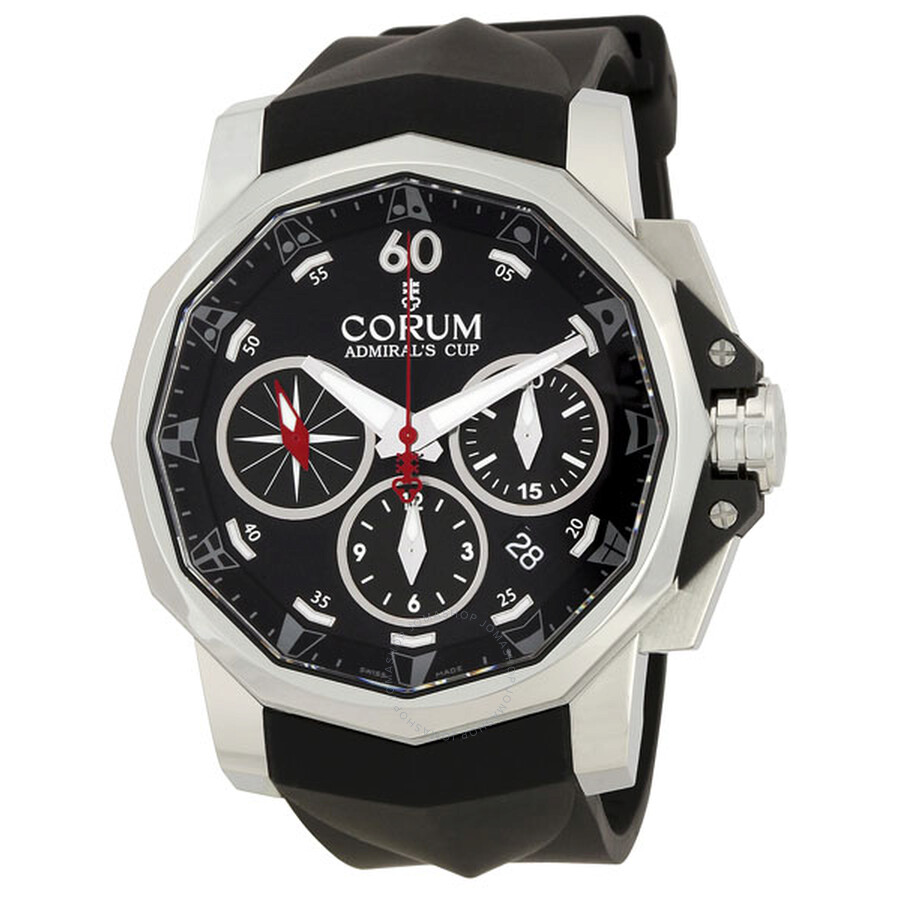 Corum Admirals Cup Automatic Chronograph Mens Watch 75367120F371-AN52
