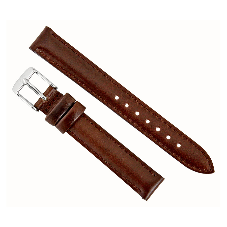 daniel wellington daniel wellington bristol 13mm brown leather watch strap 1023dw