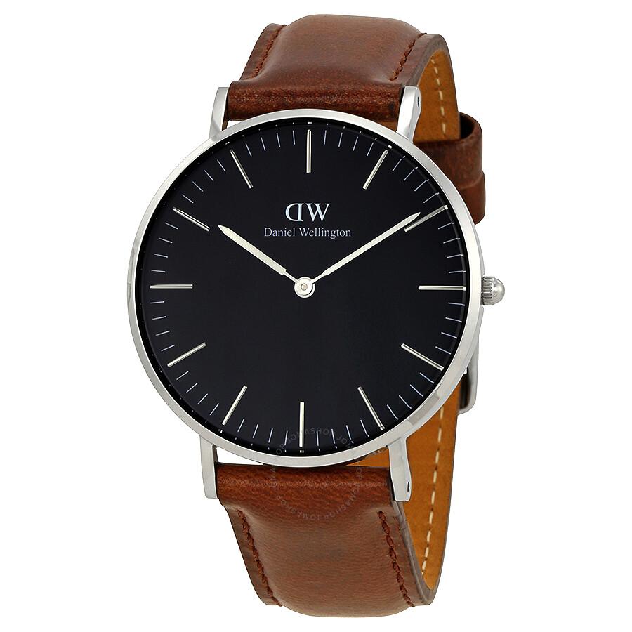daniel wellington daniel wellington classic bristol black dial 36mm watch dw00100143