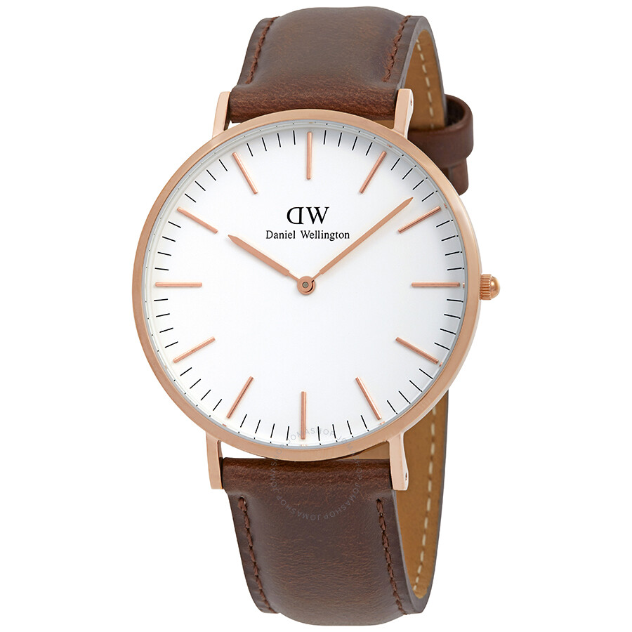 Daniel Wellington Classic Bristol Mens Watch DW00100009