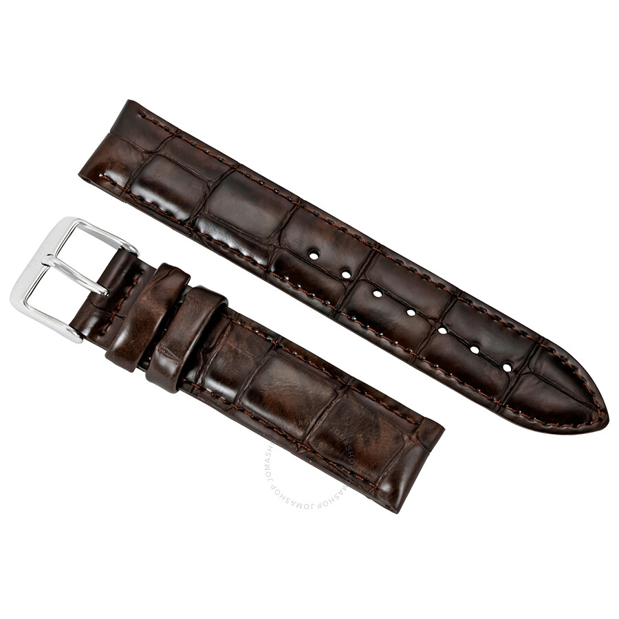 daniel wellington daniel wellington classic york embossed 18 mm leather watch strap 0810dw