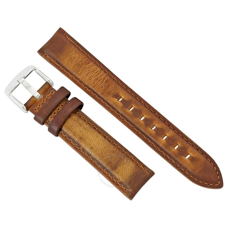 daniel wellington daniel wellington dapper durham brown leather watch band strap dw00200130