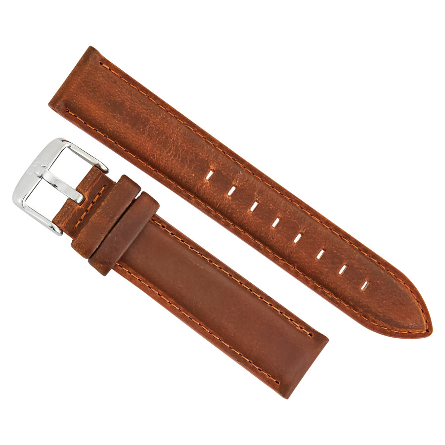 daniel wellington daniel wellington dapper durham brown leather watch strap dw00200132