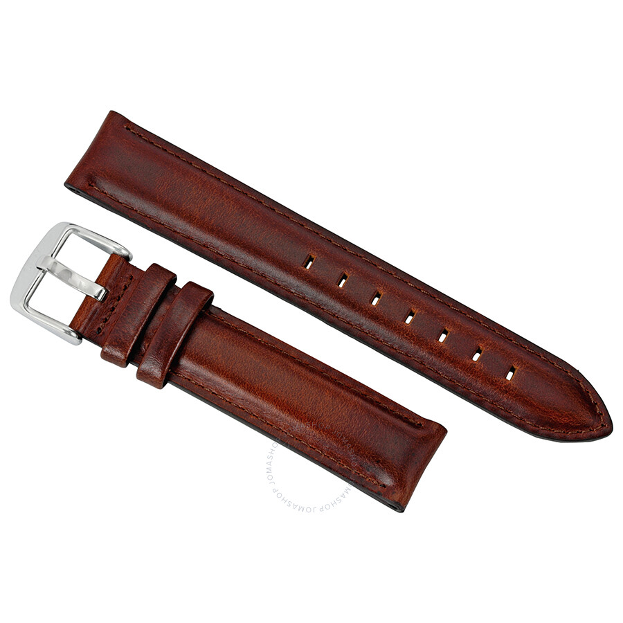 daniel wellington daniel wellington dapper st mawes brown leather watch band strap dw00200095
