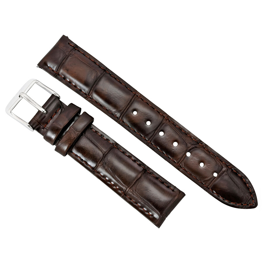 daniel wellington daniel wellington dapper york brown leather watch band strap dw00200097