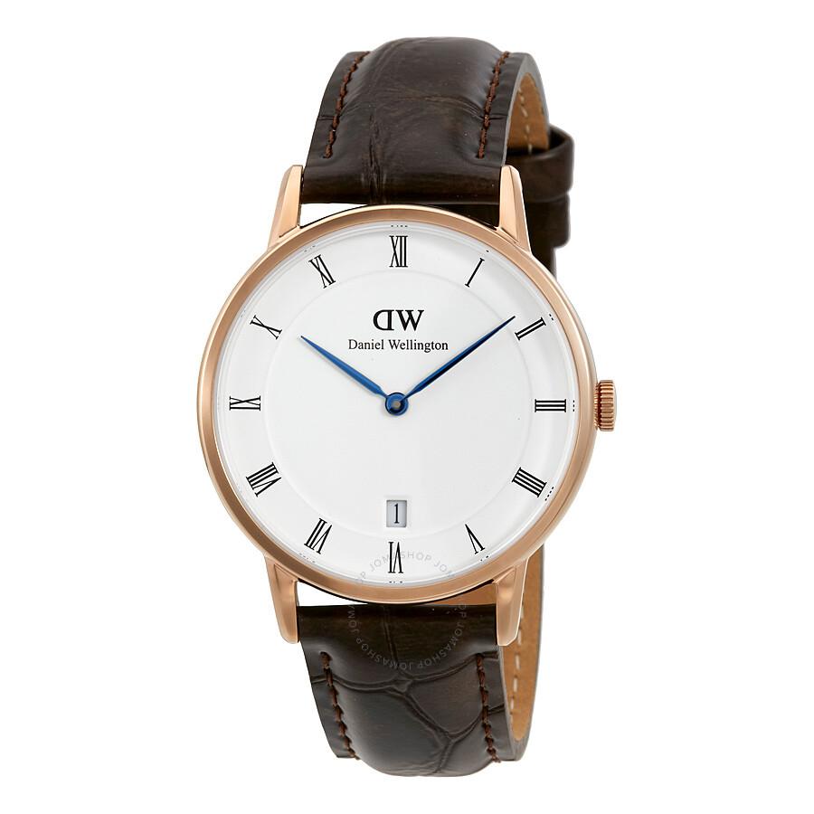daniel wellington daniel wellington dapper york watch dw00100093
