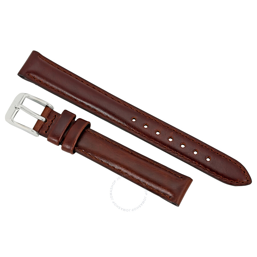 daniel wellington daniel wellington st mawes 13mm light brown leather watch band strap 1020dw
