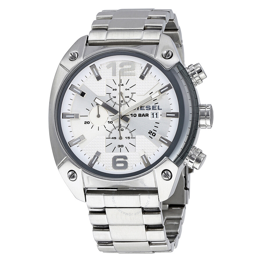 diesel male diesel advanced chronograph mens watch dz4203