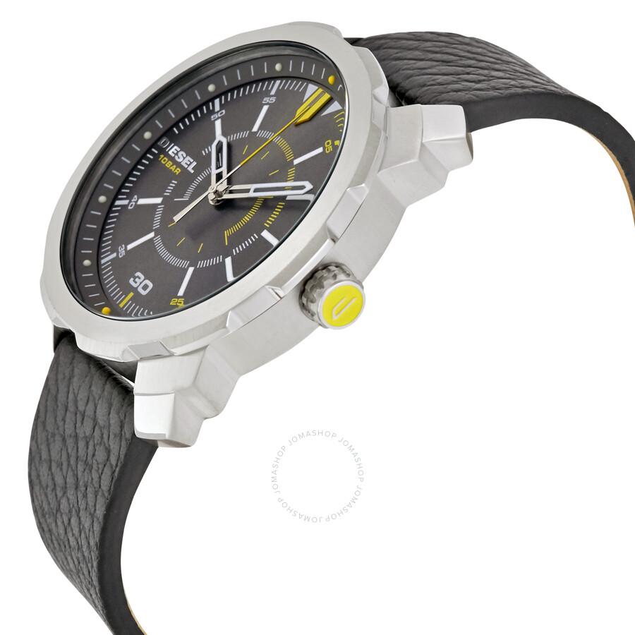 3 оценок товара - new diesel dz mr daddy gold multiple time stainless steel men's watch uk.