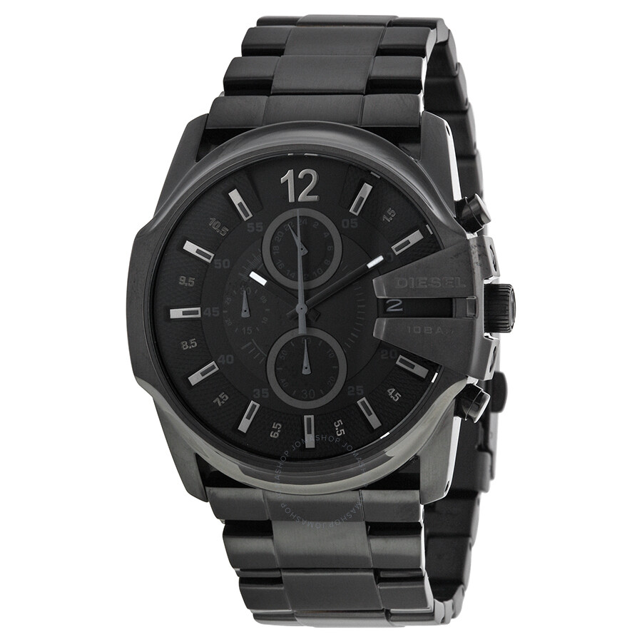 sku chronograph watch steel watches main us en stainless black aemresponsive pdpzoom products fossil nate
